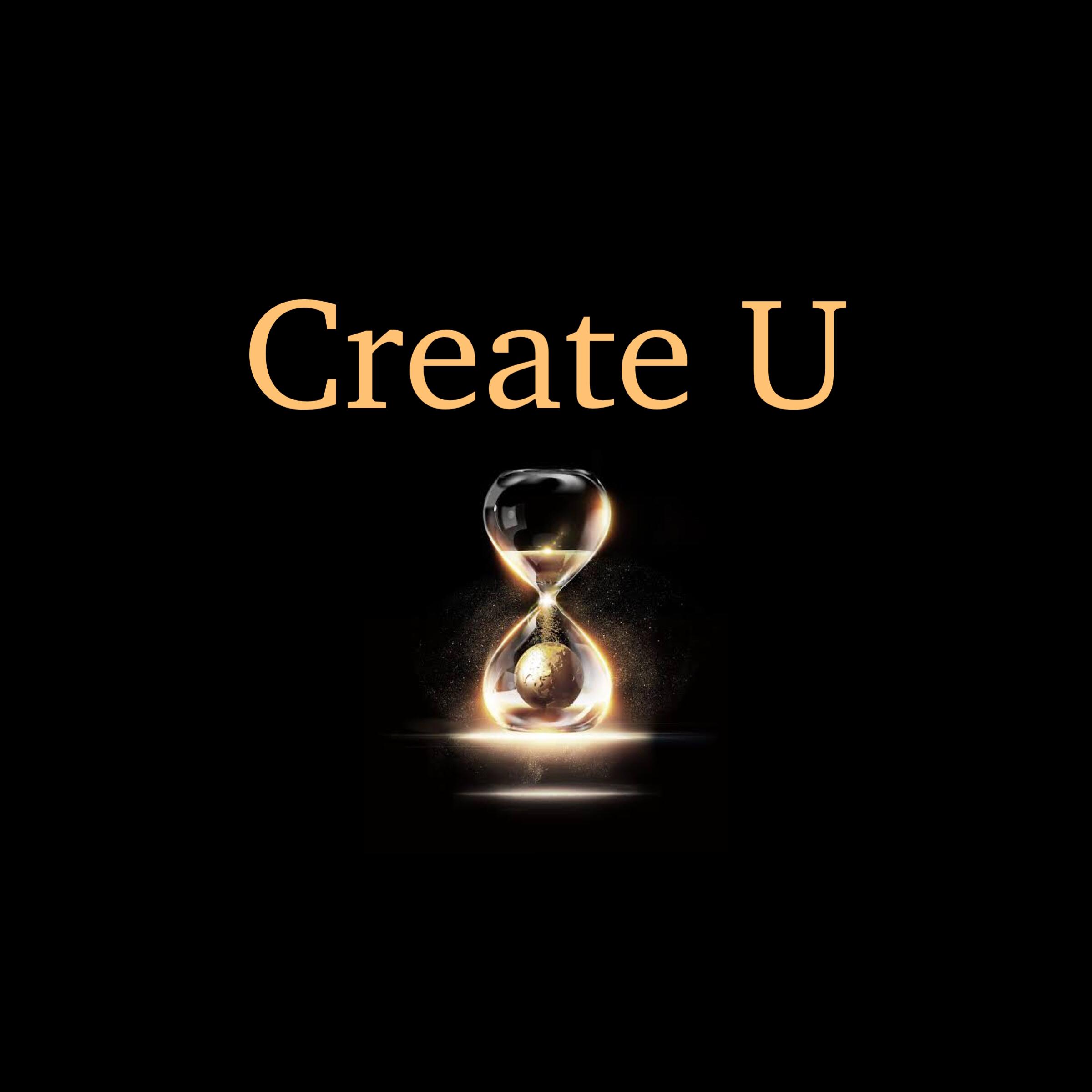 Create U logo
