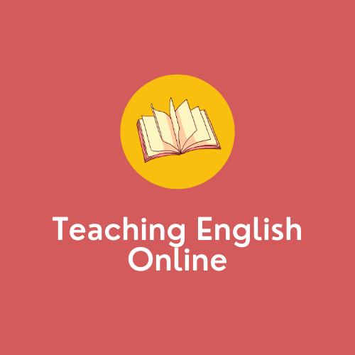 Teaching English Online  logo