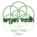 Yoga with Aryan  logo